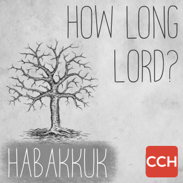 Habakkuk - How long Lord?