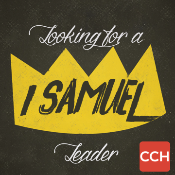 1 Samuel: Looking for a leader